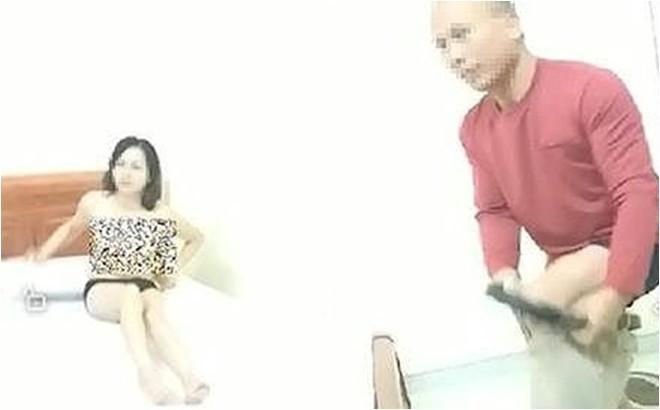 Hai giáo viên rủ nhau vào nhà nghỉ để chữa sốt rét ở Lạng Sơn: Người chồng tung clip lên mạng có bị xử lý? - Ảnh 1.