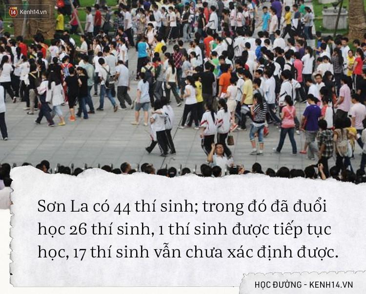 Toàn cảnh bê bối sửa điểm chấn động của 222 thí sinh Hà Giang, Sơn La, Hoà Bình: Thủ khoa rởm đỗ Y Đa khoa, Cảnh sát, Công an - Ảnh 5.