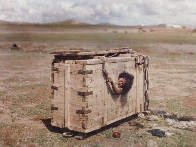 Người phụ nữ bị nhốt trong cũi giữa sa mạc đến chết vì đói khát và câu chuyện đầy ám ảnh phía sau - Ảnh 1.