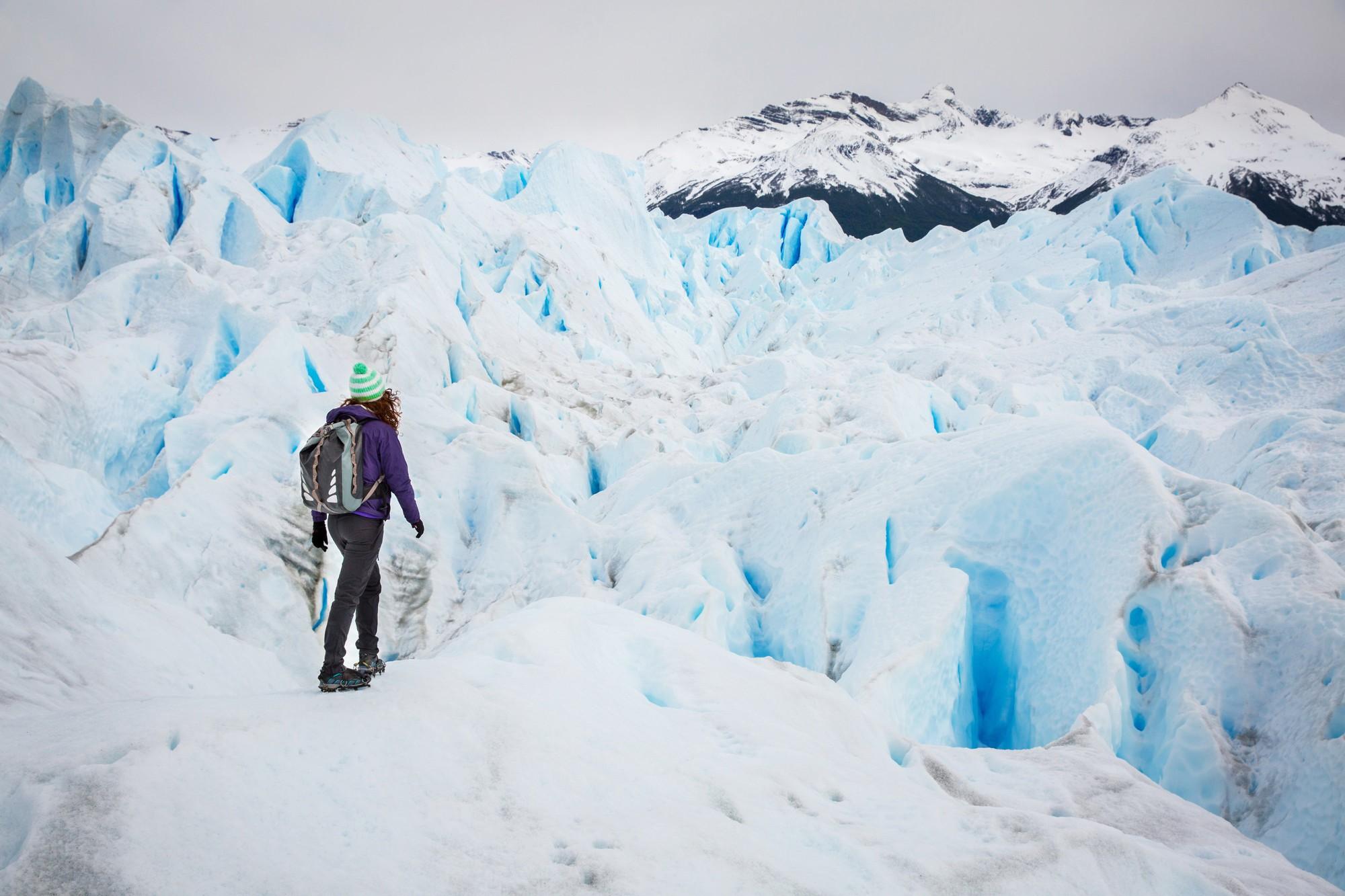 Cực độc tảng băng ngọc lục bảo tuyệt mỹ ở Nam Cực: Phải may mắn lắm mới có thể bắt gặp khoảnh khắc này! - Ảnh 6.