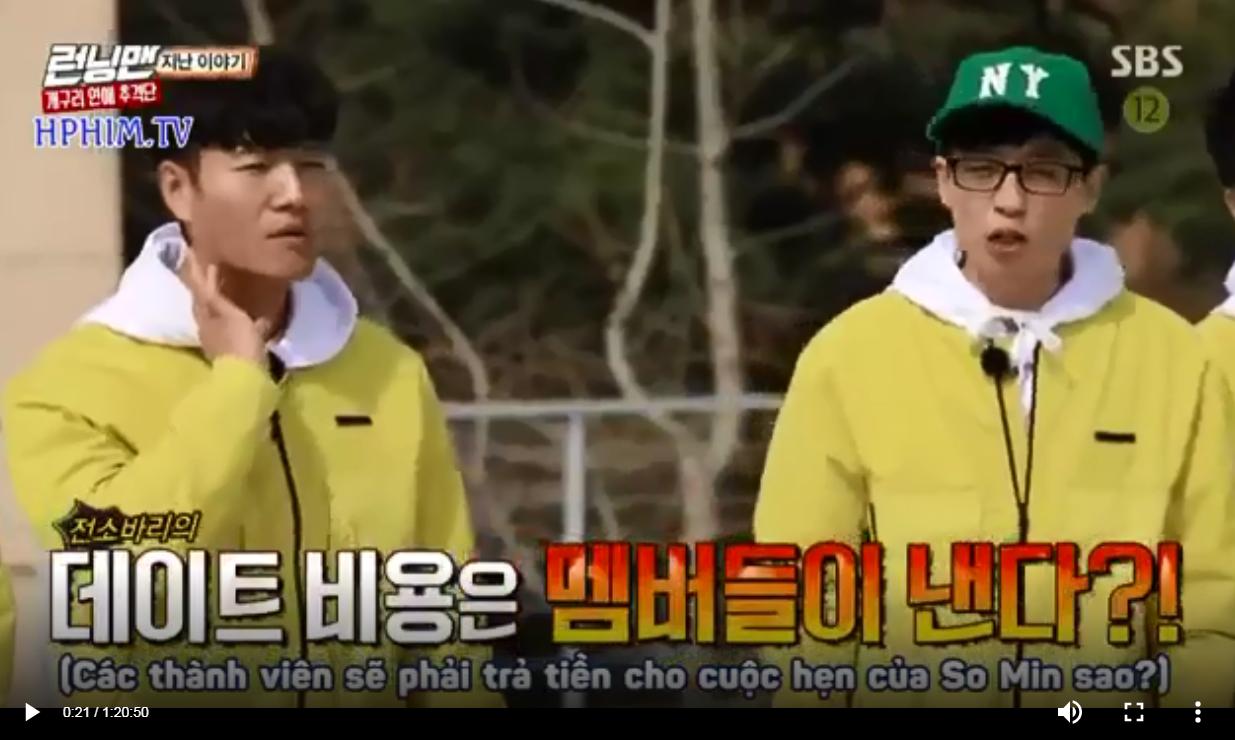 Nhìn bảng vote này là hiểu fan Running Man ức chế về Jeon So Min như thế nào! - Ảnh 1.