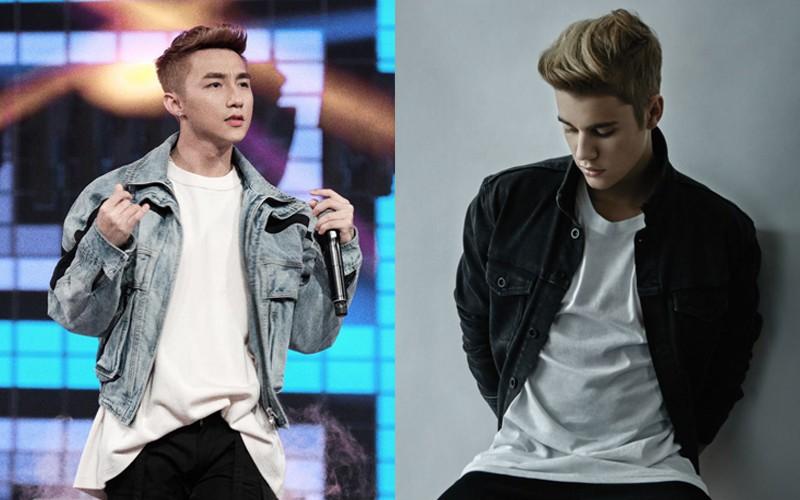 Phong cách của Sơn Tùng ngày hôm nay chẳng hiểu sao cứ na ná Justin Bieber của ngày hôm qua - Ảnh 3.