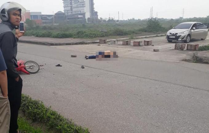 Người chứng kiến cô gái bị đâm nhiều nhát, tử vong ở Ninh Bình: Thanh niên nằm lên người nạn nhân rồi khóc - Ảnh 1.