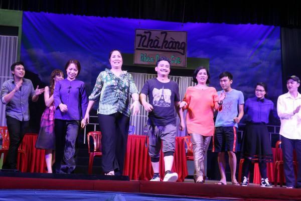 Diễn viên hài Anh Vũ: 19 năm chống chọi với căn bệnh ung thư vẫn miệt mài mang tiếng cười đến cho khán giả tới phút cuối cùng - Ảnh 6.
