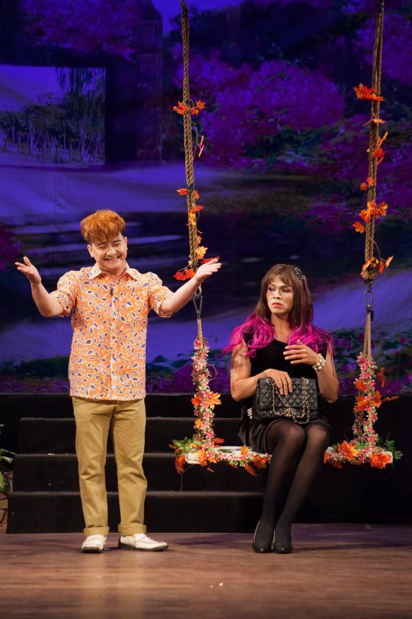 Diễn viên hài Anh Vũ: 19 năm chống chọi với căn bệnh ung thư vẫn miệt mài mang tiếng cười đến cho khán giả tới phút cuối cùng - Ảnh 4.