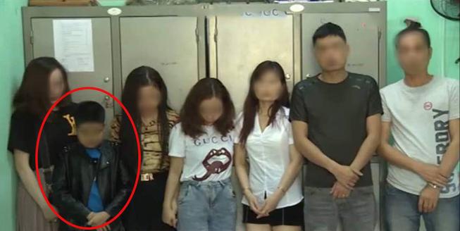 Diễn viên Cu Thóc bị bắt quả tang sử dụng ma túy trái phép trong quán karaoke - Ảnh 1.