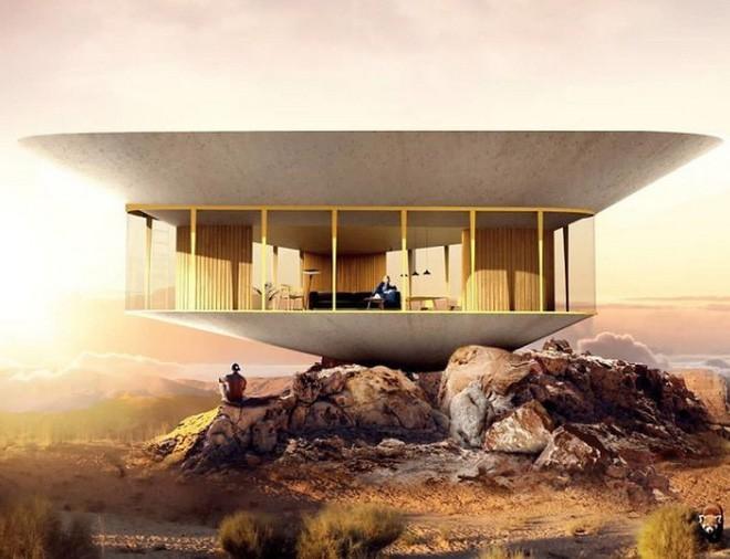 Cần gì phải ra biển tắm khi bạn có thể ngụp lặn ngay trên nóc nhà với ý tưởng thiết kế độc lạ này - Ảnh 2.