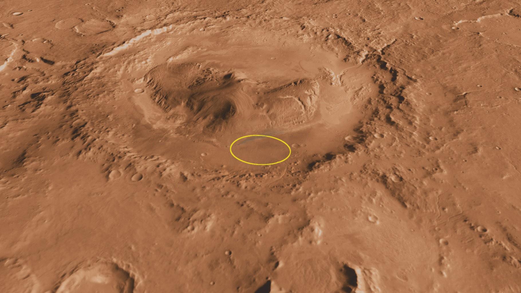 ESA xác nhận bằng chứng cực kỳ quan trọng cho thấy có sự sống tồn tại trên sao Hỏa - Ảnh 1.