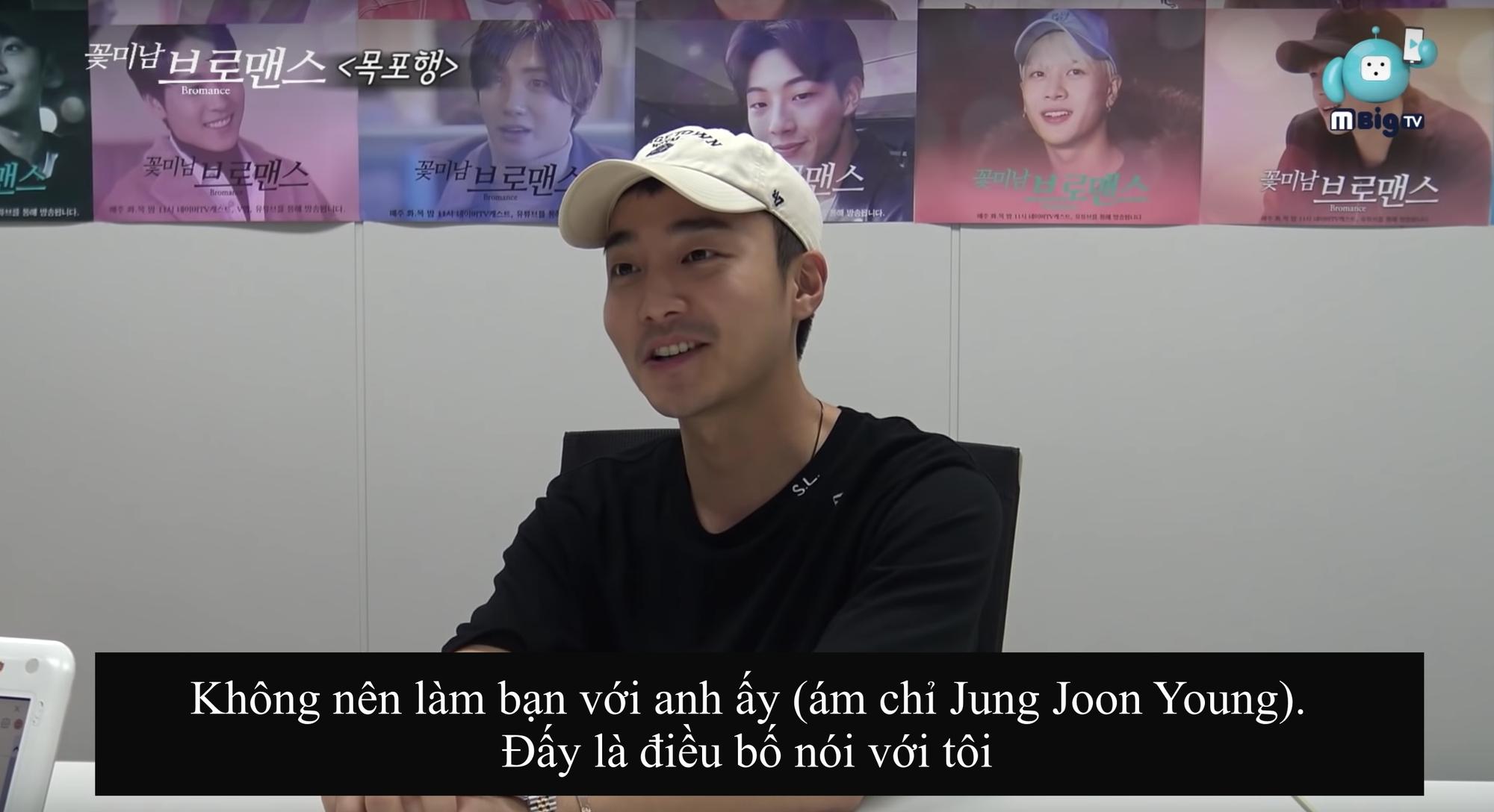 Rùng mình cuộc hội thoại ẩn ý của Jung Joon Young và Roy Kim trước khi bê bối tình dục nổ ra: Cậu làm tôi vấy bẩn - Ảnh 6.
