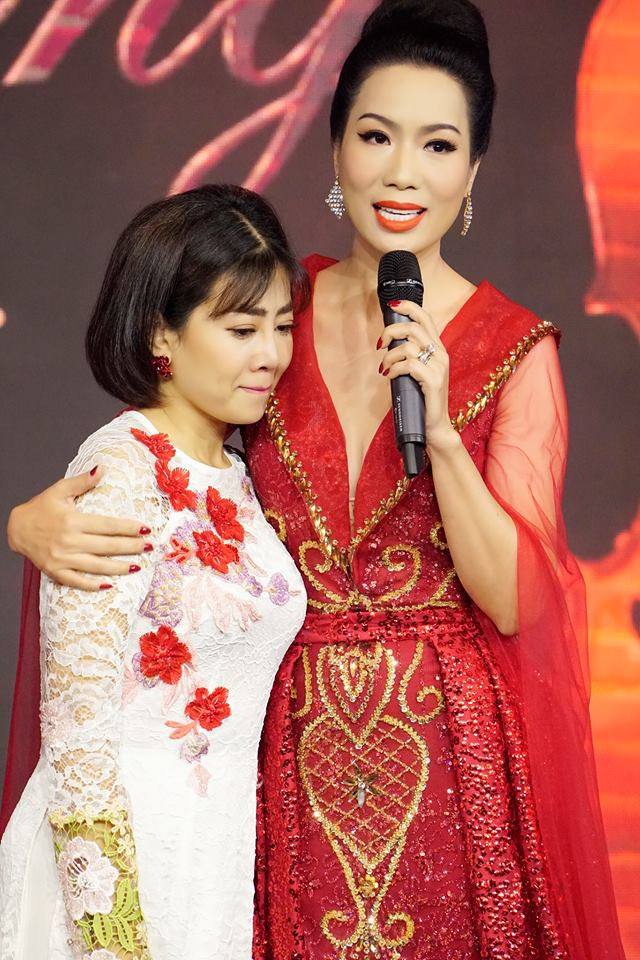 Mai Phương xúc động trong đêm nhạc gây quỹ giúp con gái đạo diễn Đỗ Đức Thành chữa bệnh ung thư máu - Ảnh 3.