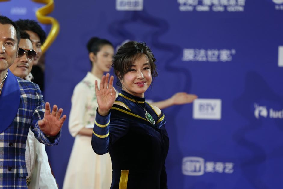 Loá mắt ngắm loạt nam thần Hoa Ngữ bỗng trở lại ngon trai thấy rõ tại LHP Bắc Kinh - Ảnh 15.