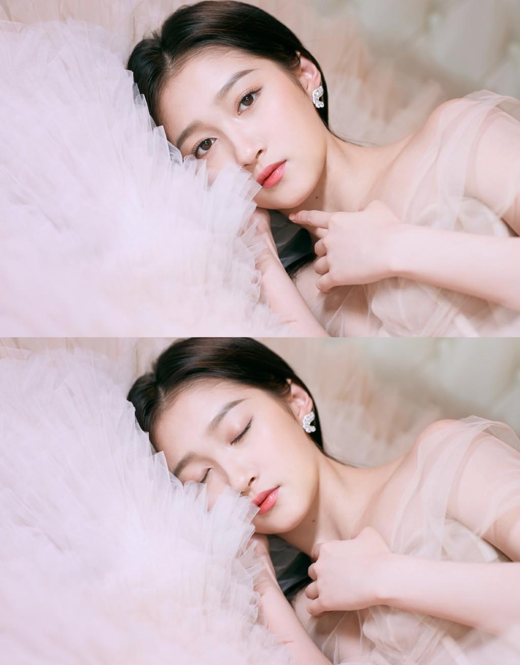 Bế mạc LHP Bắc Kinh: Bạn gái Luhan hoá công chúa yêu kiều, Đồng Lệ Á gây bão dù không đi thảm đỏ - Ảnh 4.