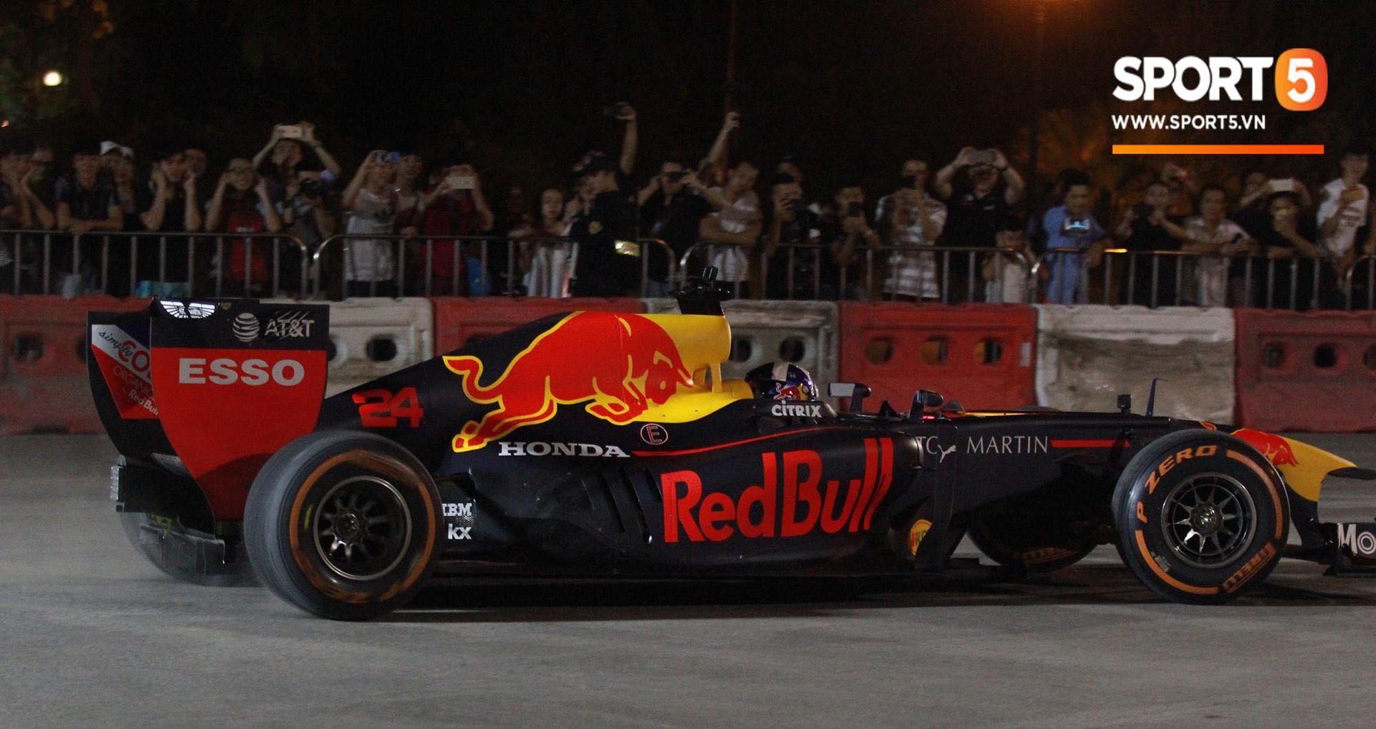 Sự kiện Khởi động F1 Việt Nam Grand Prix: Hoành tráng, mãn nhãn và đầy hứa hẹn - Ảnh 7.