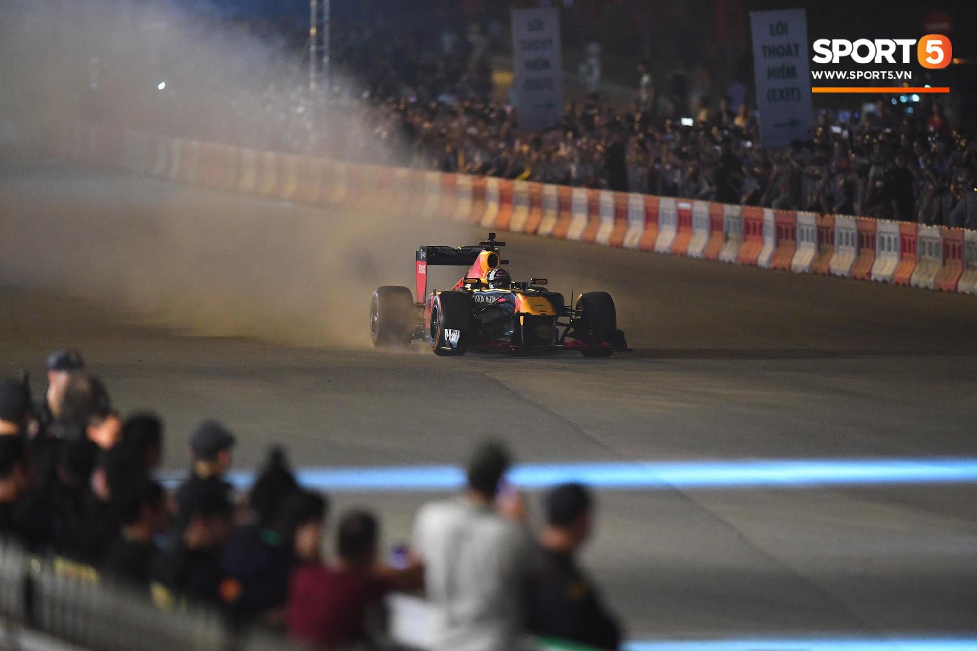 Sự kiện Khởi động F1 Việt Nam Grand Prix: Hoành tráng, mãn nhãn và đầy hứa hẹn - Ảnh 11.
