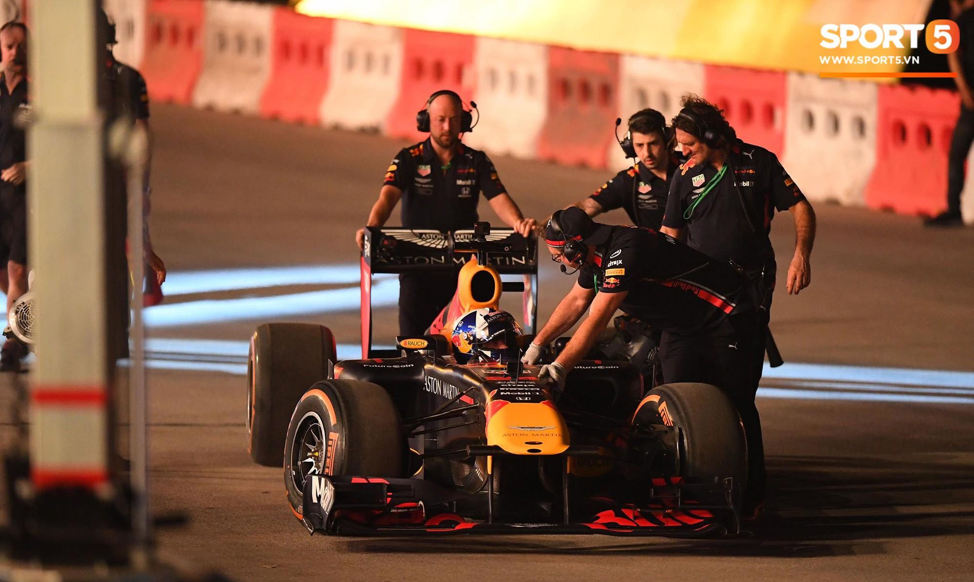 Sự kiện Khởi động F1 Việt Nam Grand Prix: Hoành tráng, mãn nhãn và đầy hứa hẹn - Ảnh 10.