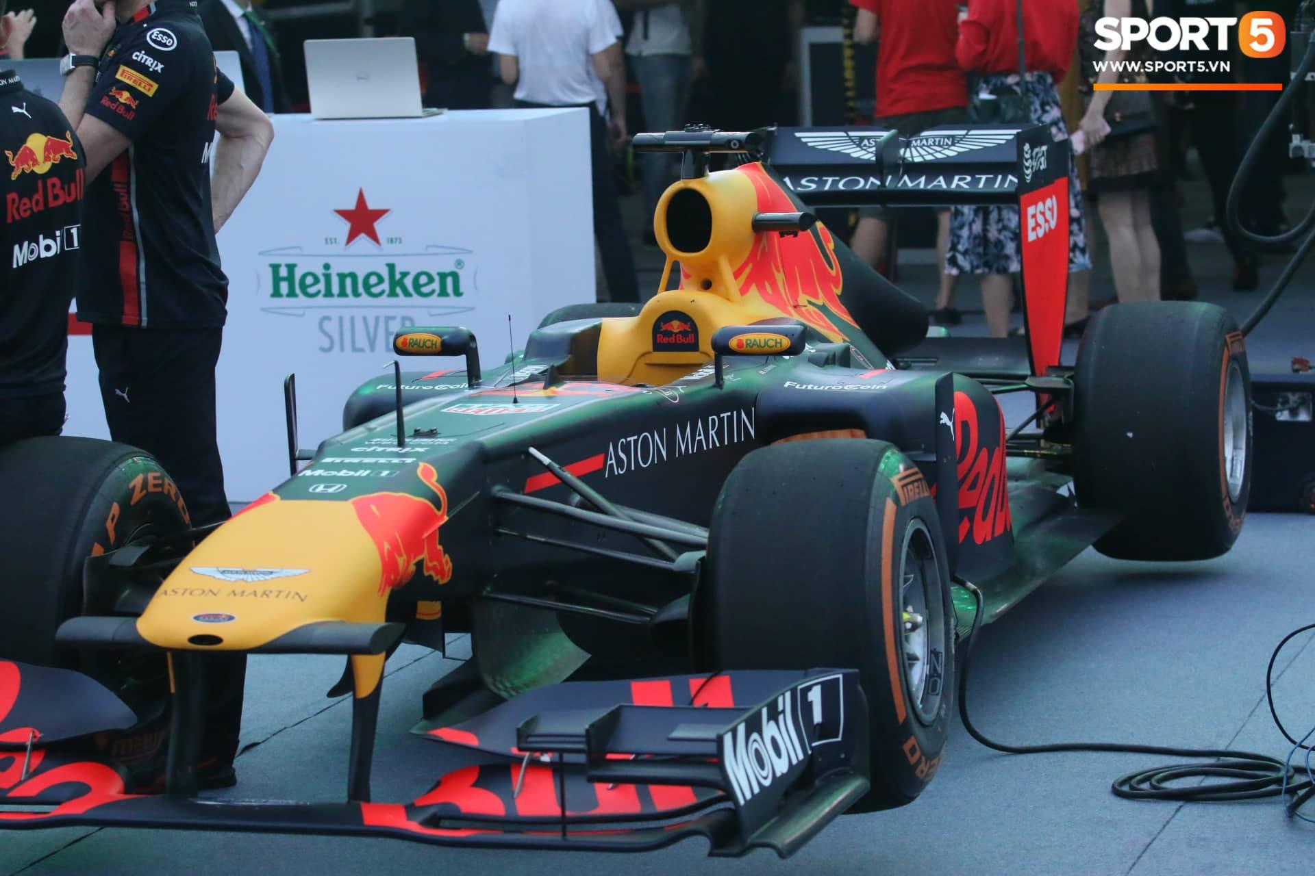Sự kiện Khởi động F1 Việt Nam Grand Prix: Hoành tráng, mãn nhãn và đầy hứa hẹn - Ảnh 25.
