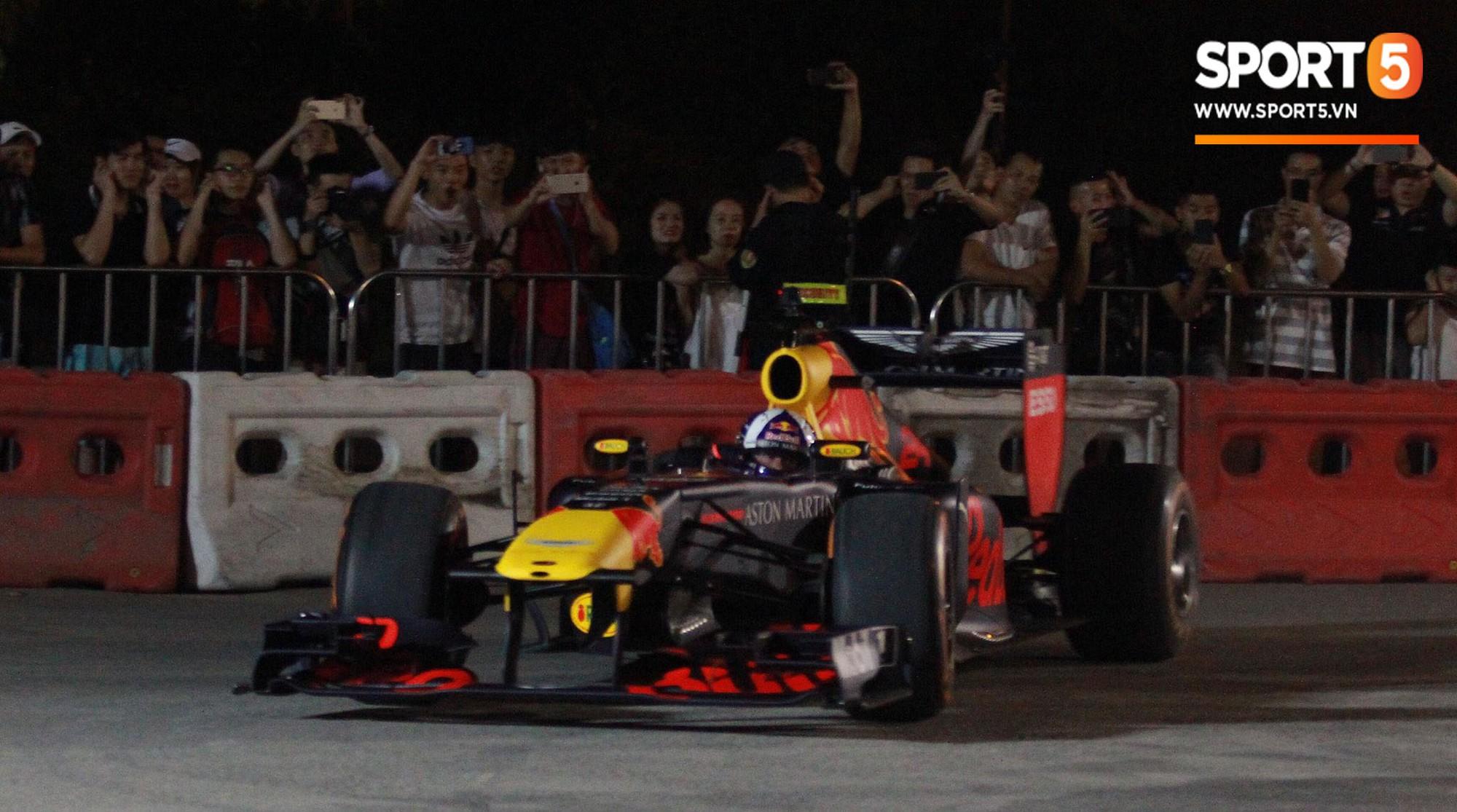 Sự kiện Khởi động F1 Việt Nam Grand Prix: Hoành tráng, mãn nhãn và đầy hứa hẹn - Ảnh 6.