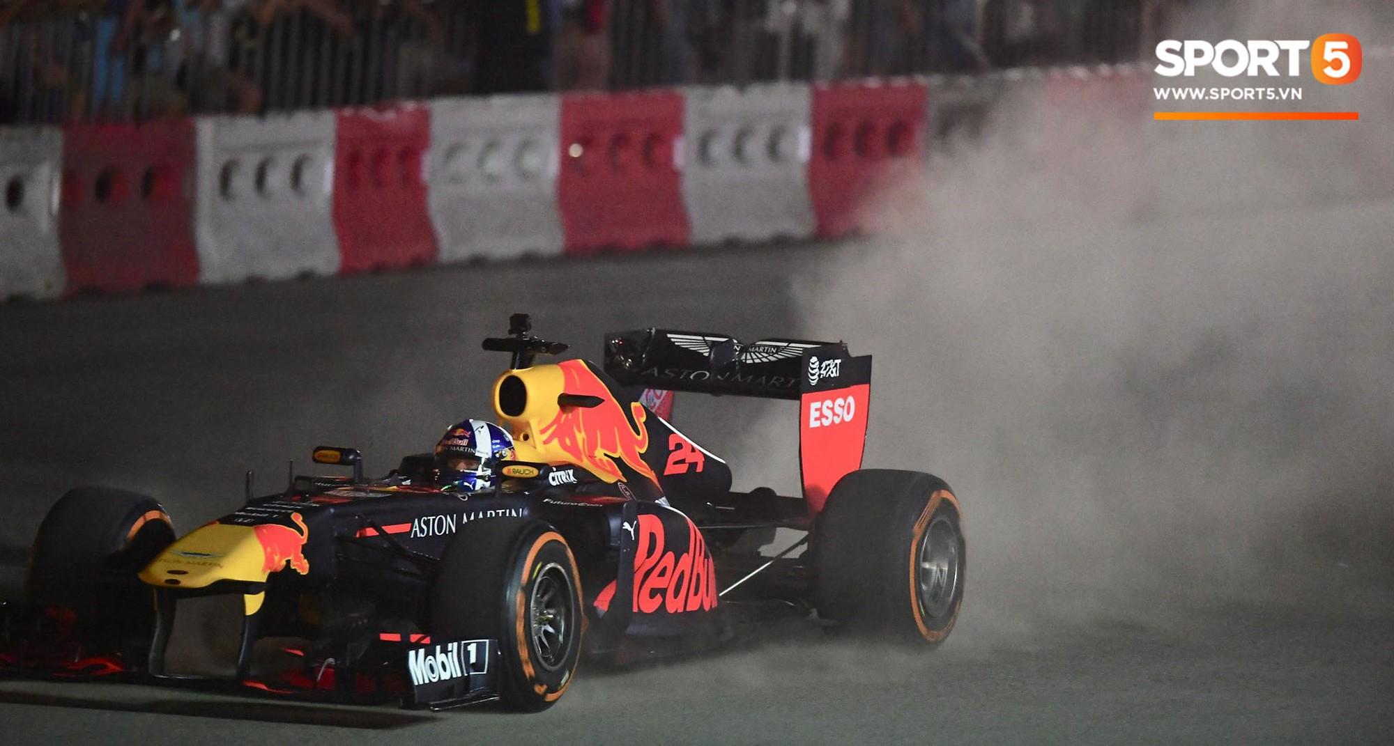 Sự kiện Khởi động F1 Việt Nam Grand Prix: Hoành tráng, mãn nhãn và đầy hứa hẹn - Ảnh 9.
