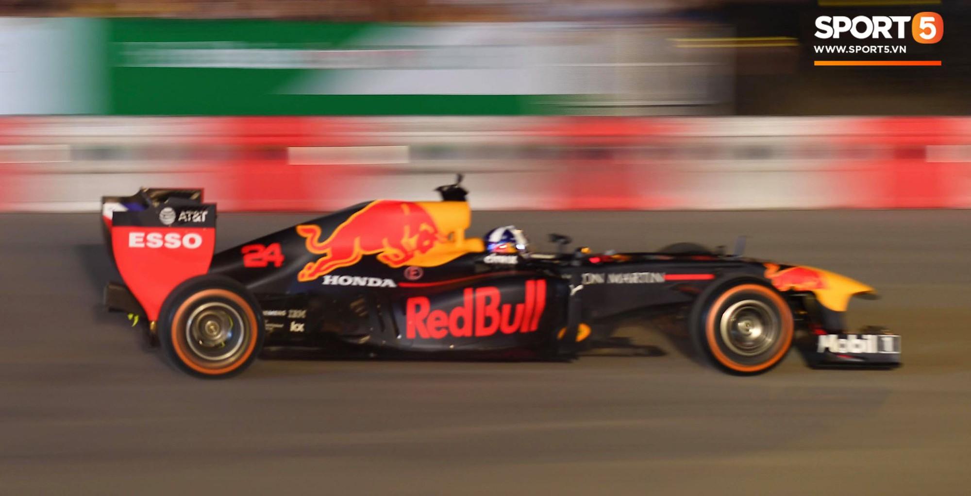 Sự kiện Khởi động F1 Việt Nam Grand Prix: Hoành tráng, mãn nhãn và đầy hứa hẹn - Ảnh 8.