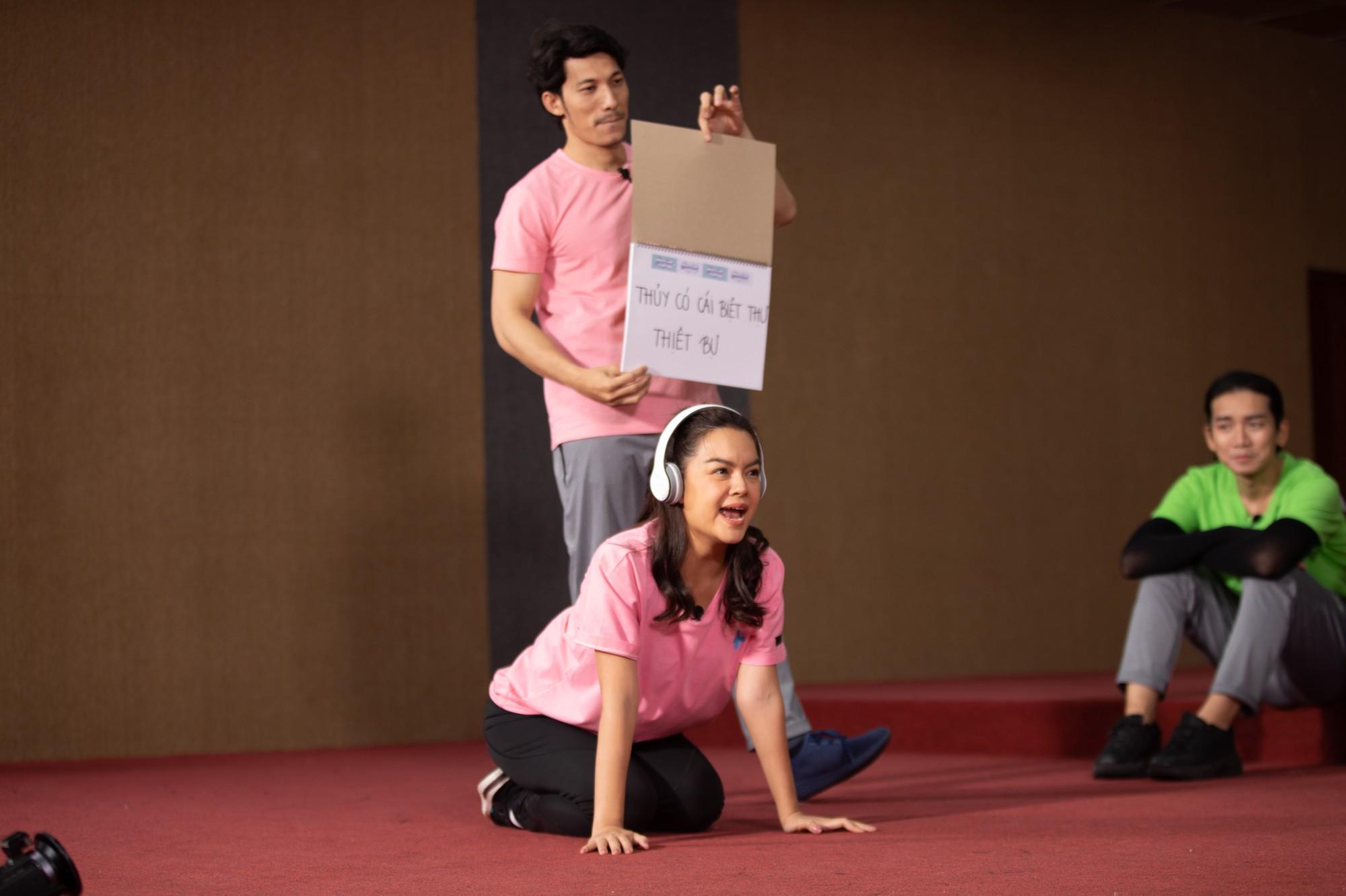 Chi Pu bất ngờ khiến Phạm Quỳnh Anh nổi quạu dù không xuất hiện trong Running Man - Ảnh 3.