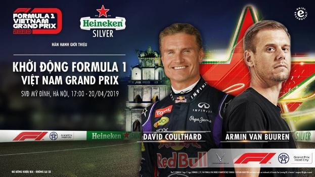 Sự kiện Khởi động F1 Việt Nam Grand Prix: Hoành tráng, mãn nhãn và đầy hứa hẹn - Ảnh 29.