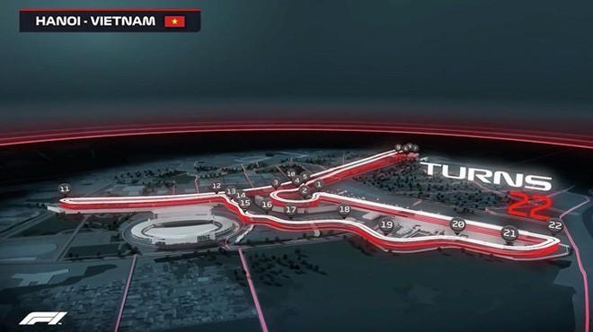 Sự kiện Khởi động F1 Việt Nam Grand Prix: Hoành tráng, mãn nhãn và đầy hứa hẹn - Ảnh 15.