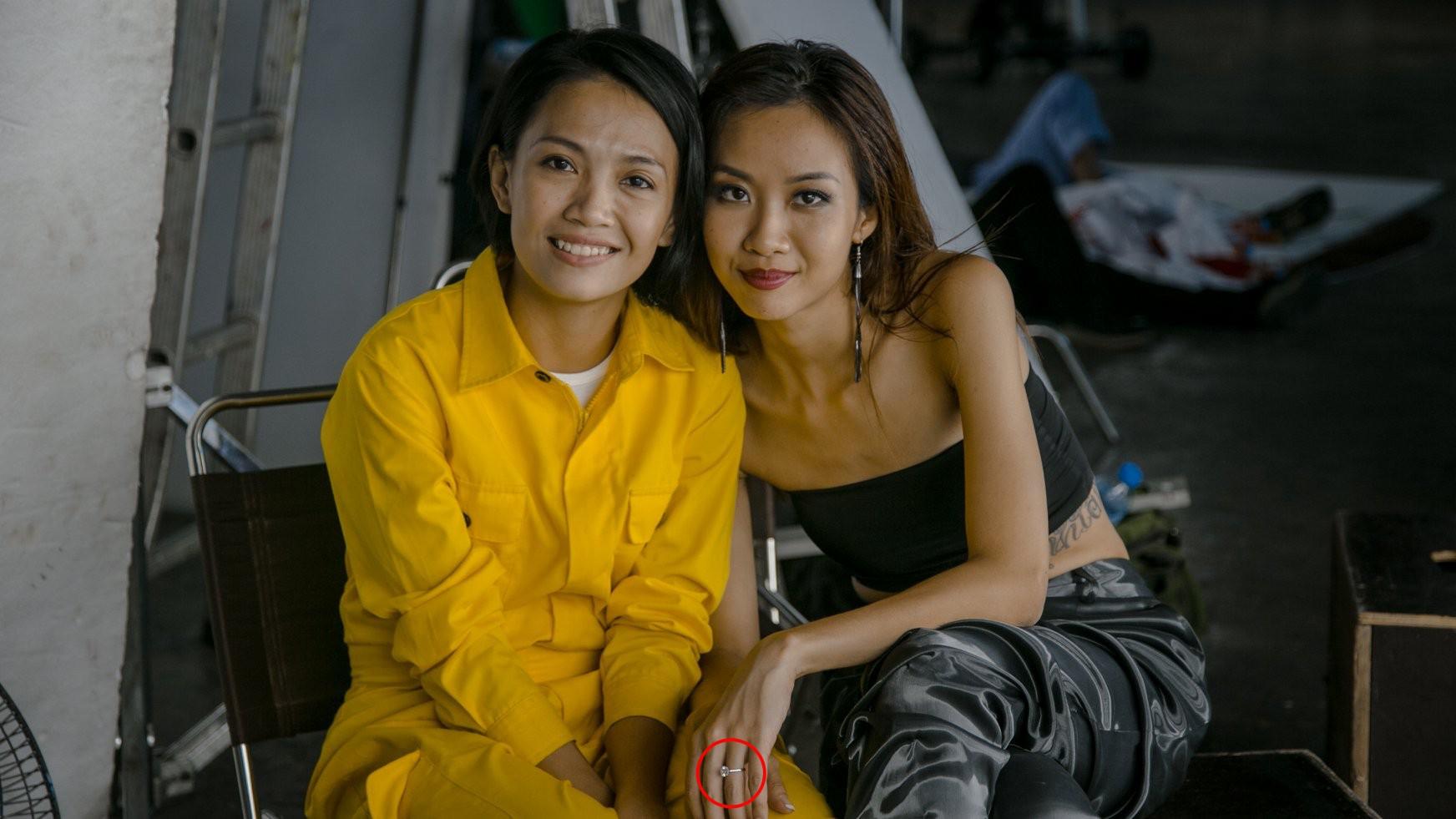 Suboi và đạo diễn Việt kiều đã huỷ hôn sau 9 năm hẹn hò? - Ảnh 4.