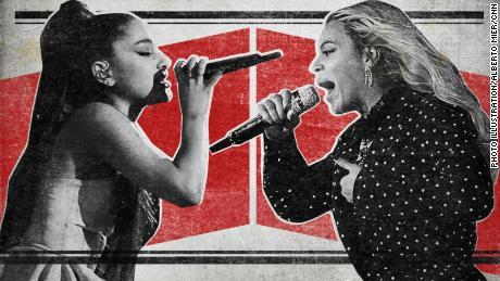 Ariana Grande được trả catse 170 tỷ bằng Beyoncé: Xứng đáng hay không? - Ảnh 1.