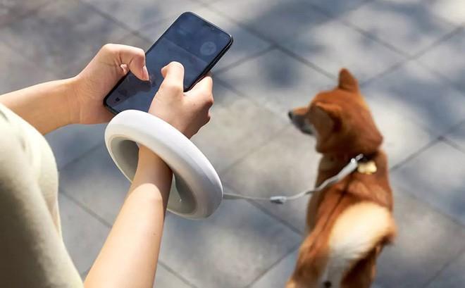 Xiaomi ra mắt dây dắt chó thông minh, tích hợp đèn pin, giá khoảng 1 triệu - Ảnh 4.