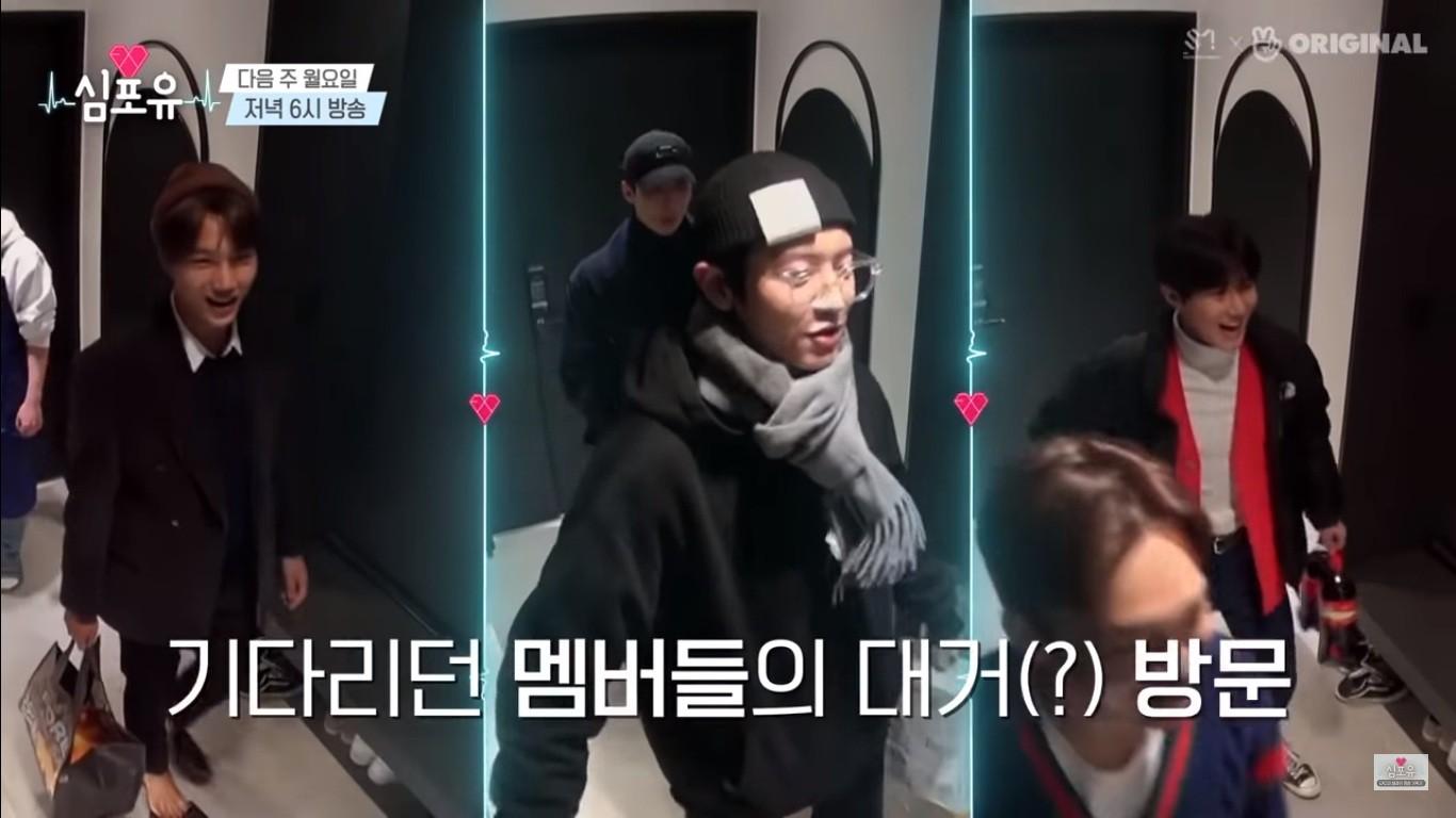 EXO rủ nhau ăn tân gia nhà Xiumin, choáng nhất là món quà của Baekhyun & Chanyeol! - Ảnh 3.