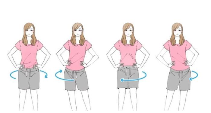 Học con gái Nhật 4 bài tập làm thon nhỏ vòng eo để tự tin chọn đồ trong mùa hè - Ảnh 2.