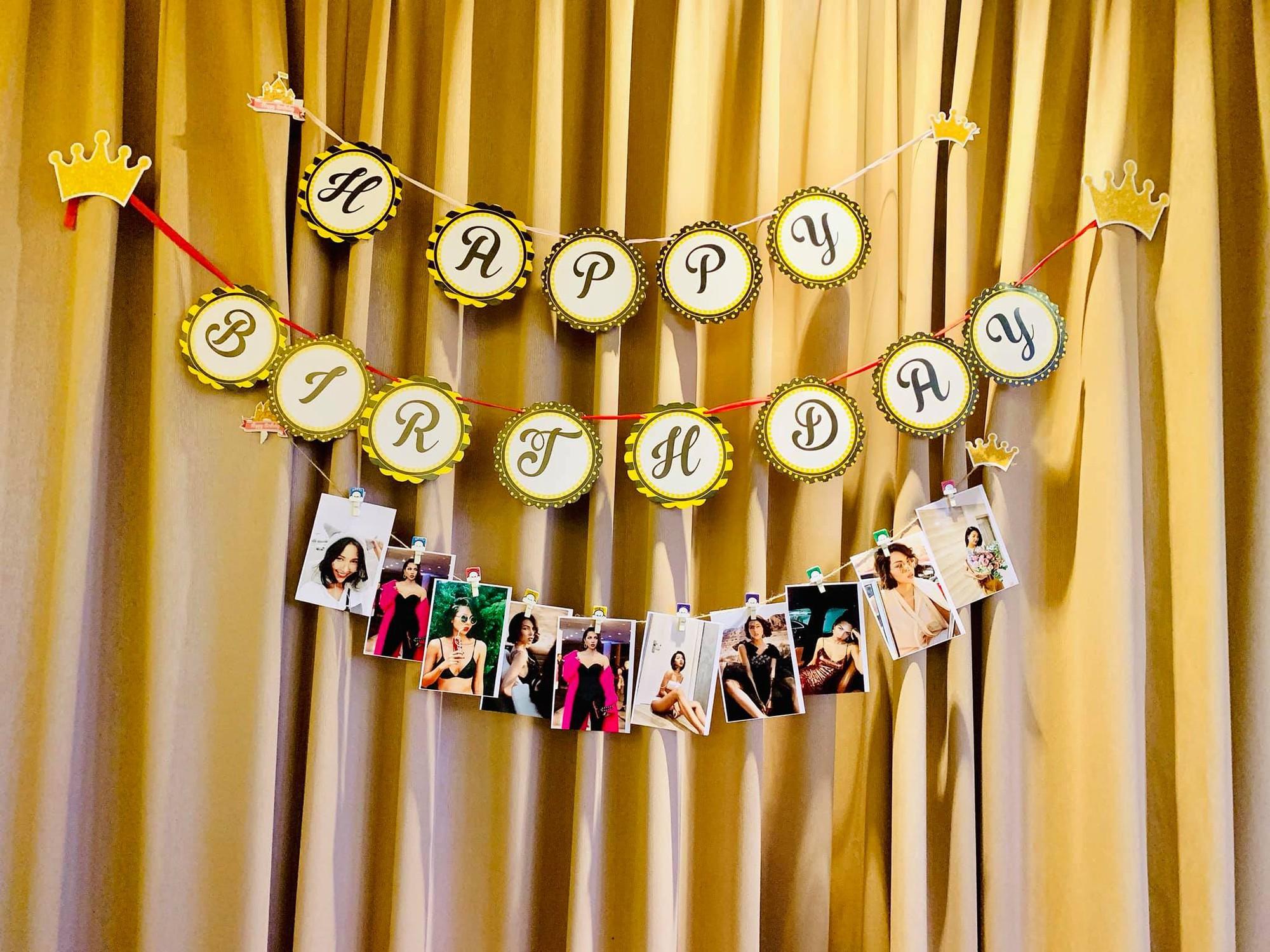 Kỳ Duyên diện đồ đôi, tổ chức sinh nhật bất ngờ cho Minh Triệu ở Bali - Ảnh 5.
