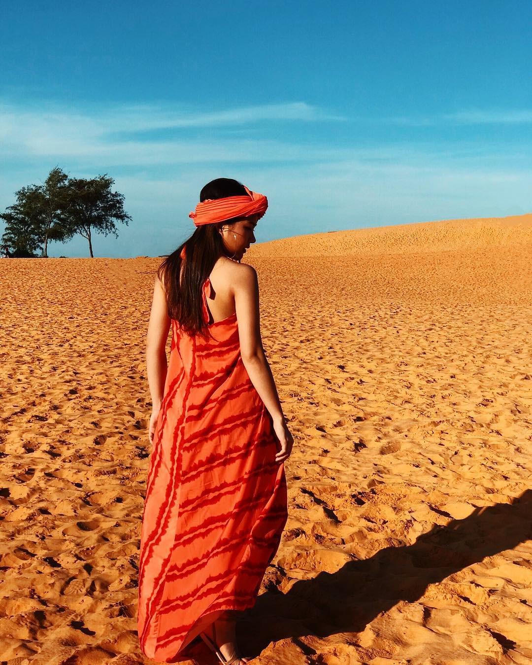 """Tưởng đâu Sahara, ngay tại Việt Nam cũng có 7 """"tiểu sa mạc"""" siêu đẹp tha hồ cho bạn hóa thành du mục - Ảnh 1."""