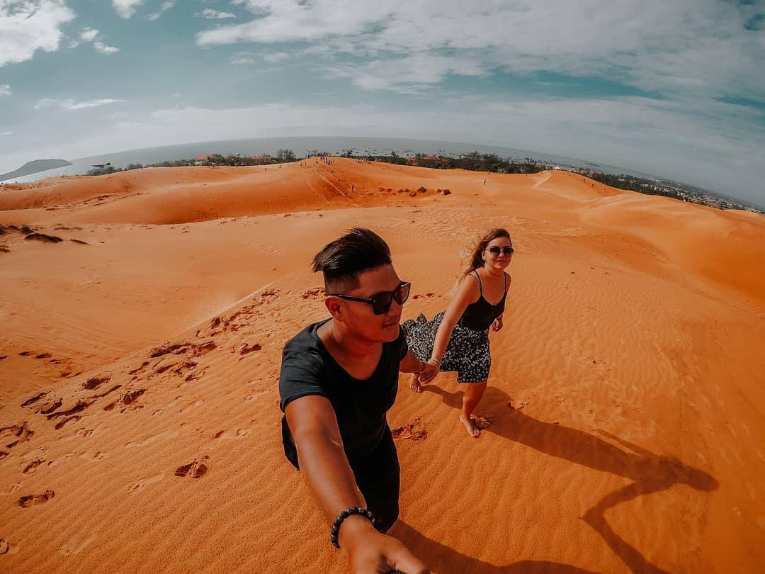 """Tưởng đâu Sahara, ngay tại Việt Nam cũng có 7 """"tiểu sa mạc"""" siêu đẹp tha hồ cho bạn hóa thành du mục - Ảnh 3."""