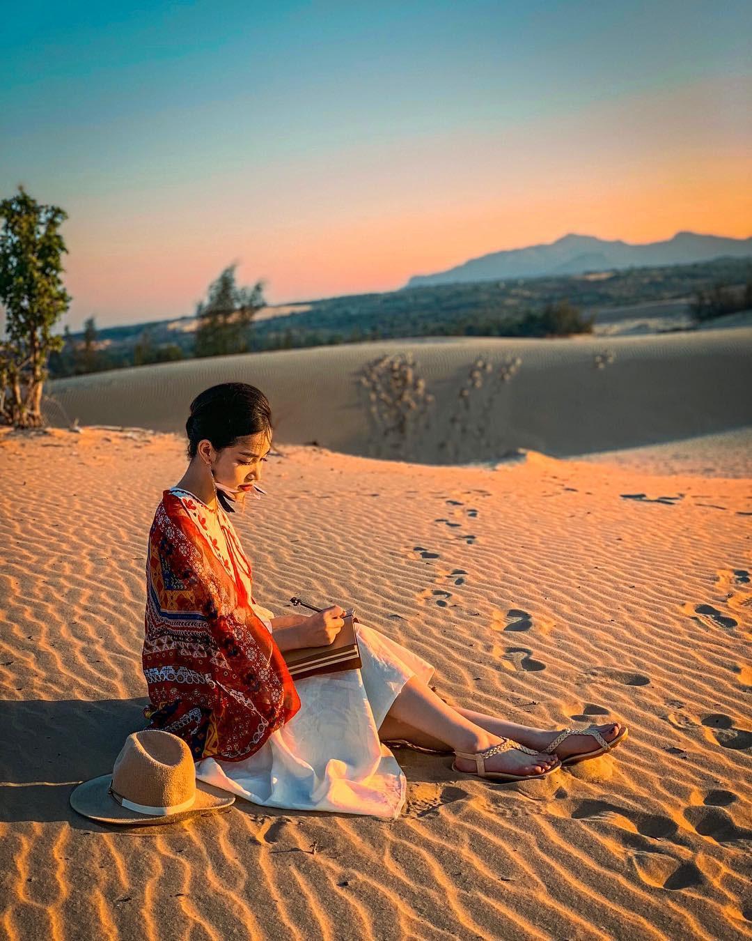 """Tưởng đâu Sahara, ngay tại Việt Nam cũng có 7 """"tiểu sa mạc"""" siêu đẹp tha hồ cho bạn hóa thành du mục - Ảnh 23."""