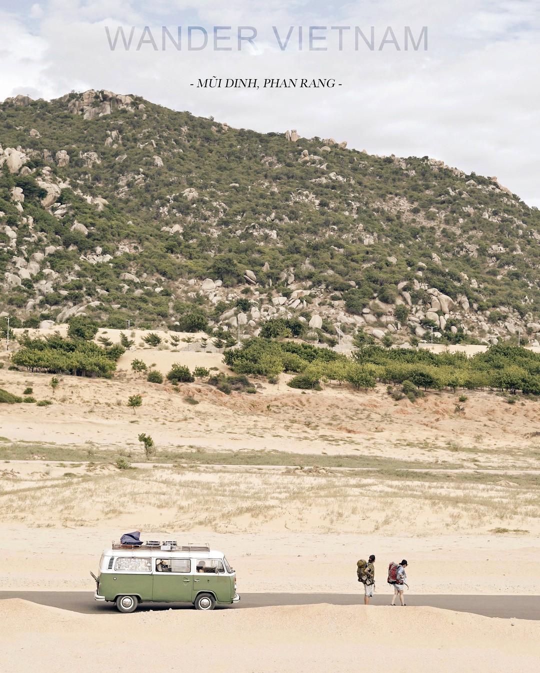 """Tưởng đâu Sahara, ngay tại Việt Nam cũng có 7 """"tiểu sa mạc"""" siêu đẹp tha hồ cho bạn hóa thành du mục - Ảnh 10."""