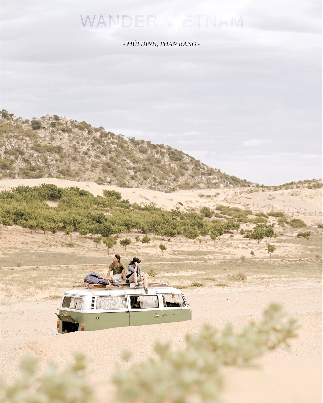 """Tưởng đâu Sahara, ngay tại Việt Nam cũng có 7 """"tiểu sa mạc"""" siêu đẹp tha hồ cho bạn hóa thành du mục - Ảnh 12."""