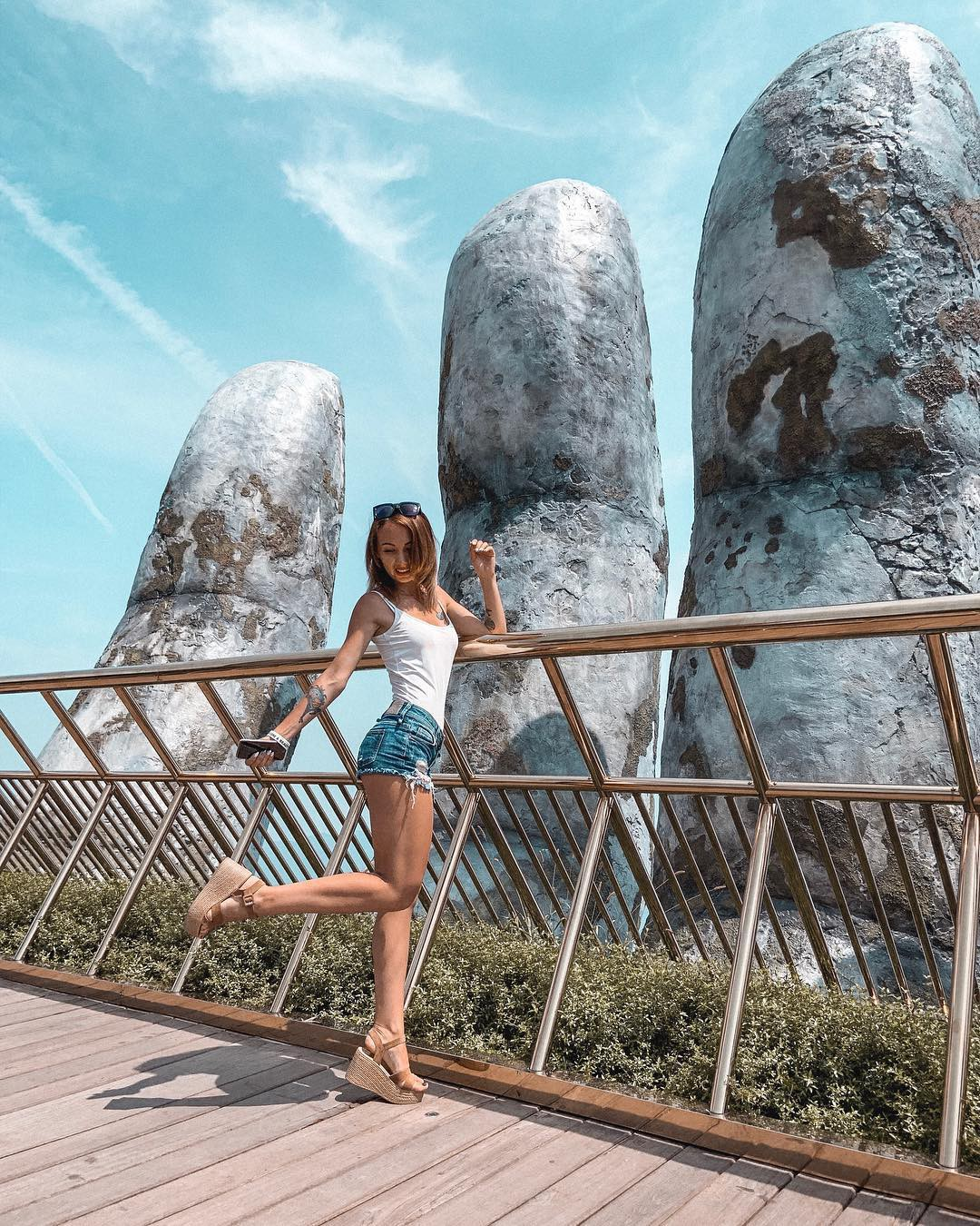 """""""Act cool đứng hình mất 5s"""" trước 8 cây cầu sống ảo đẹp nhất Việt Nam, bạn đã check-in hết chưa? - Ảnh 5."""