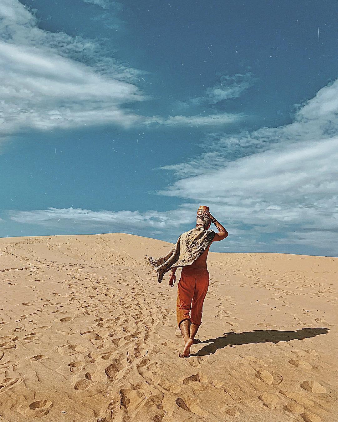 """Tưởng đâu Sahara, ngay tại Việt Nam cũng có 7 """"tiểu sa mạc"""" siêu đẹp tha hồ cho bạn hóa thành du mục - Ảnh 20."""