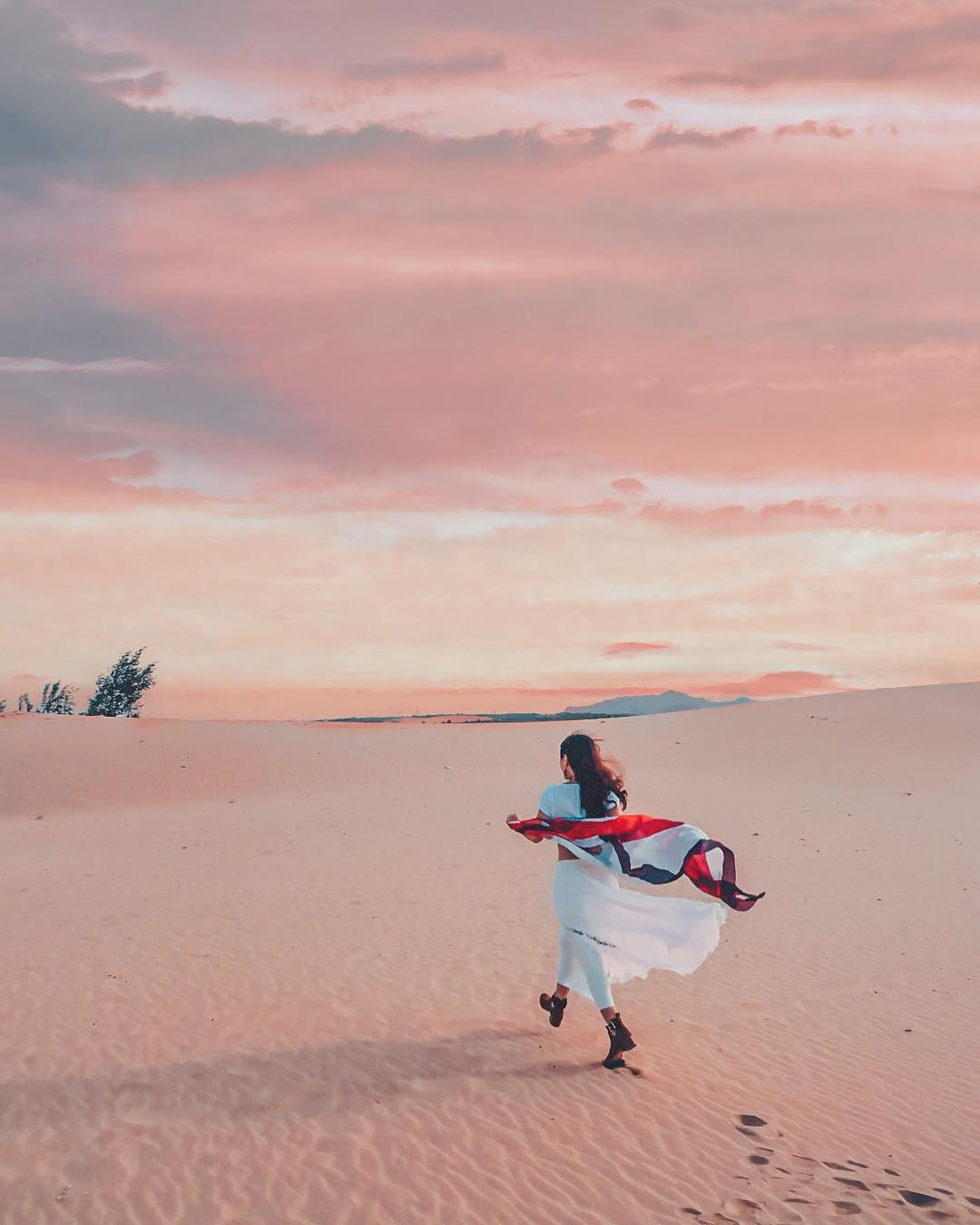 """Tưởng đâu Sahara, ngay tại Việt Nam cũng có 7 """"tiểu sa mạc"""" siêu đẹp tha hồ cho bạn hóa thành du mục - Ảnh 21."""