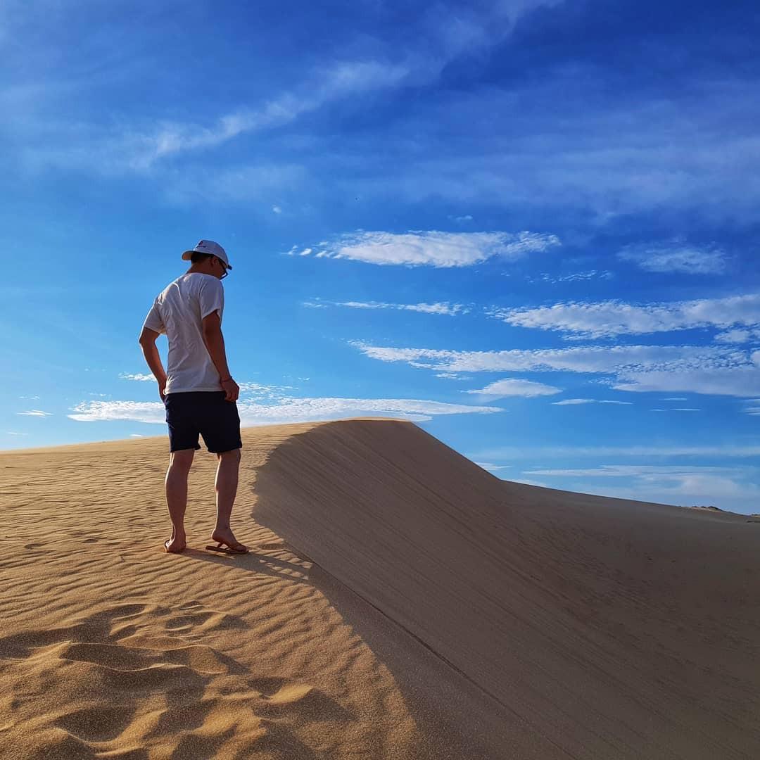 """Tưởng đâu Sahara, ngay tại Việt Nam cũng có 7 """"tiểu sa mạc"""" siêu đẹp tha hồ cho bạn hóa thành du mục - Ảnh 30."""