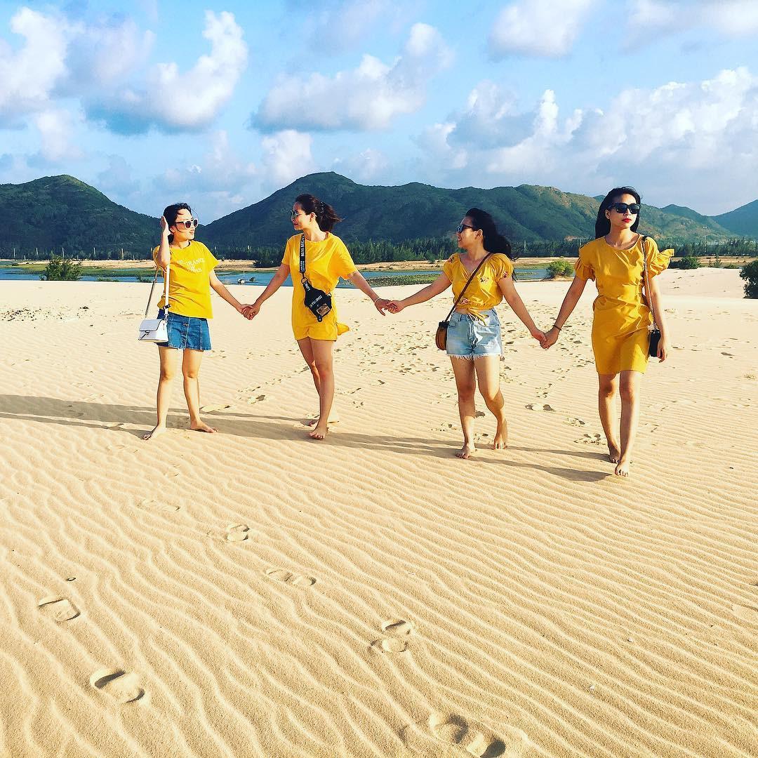 """Tưởng đâu Sahara, ngay tại Việt Nam cũng có 7 """"tiểu sa mạc"""" siêu đẹp tha hồ cho bạn hóa thành du mục - Ảnh 42."""