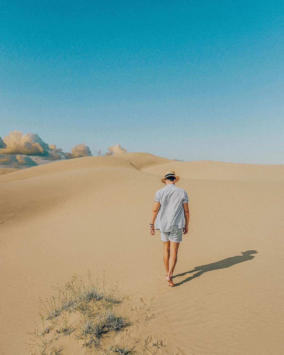 """Tưởng đâu Sahara, ngay tại Việt Nam cũng có 7 """"tiểu sa mạc"""" siêu đẹp tha hồ cho bạn hóa thành du mục - Ảnh 19."""