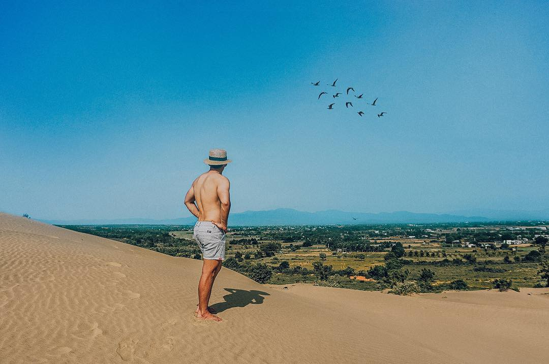 """Tưởng đâu Sahara, ngay tại Việt Nam cũng có 7 """"tiểu sa mạc"""" siêu đẹp tha hồ cho bạn hóa thành du mục - Ảnh 22."""