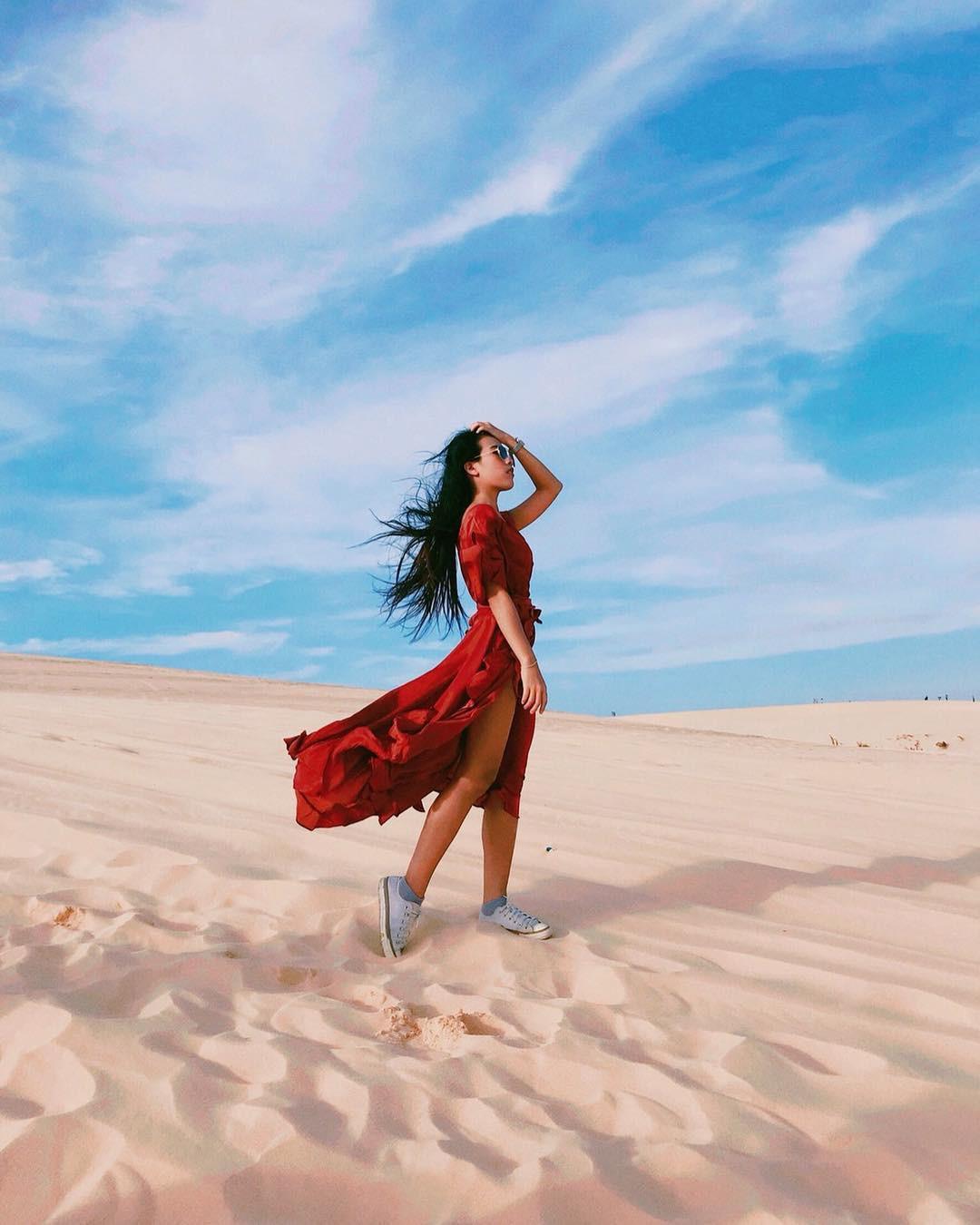 """Tưởng đâu Sahara, ngay tại Việt Nam cũng có 7 """"tiểu sa mạc"""" siêu đẹp tha hồ cho bạn hóa thành du mục - Ảnh 13."""