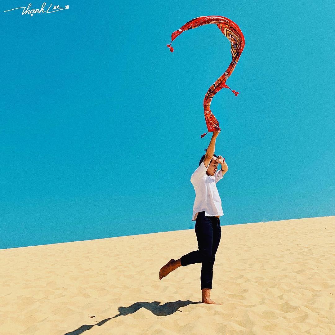"""Tưởng đâu Sahara, ngay tại Việt Nam cũng có 7 """"tiểu sa mạc"""" siêu đẹp tha hồ cho bạn hóa thành du mục - Ảnh 39."""