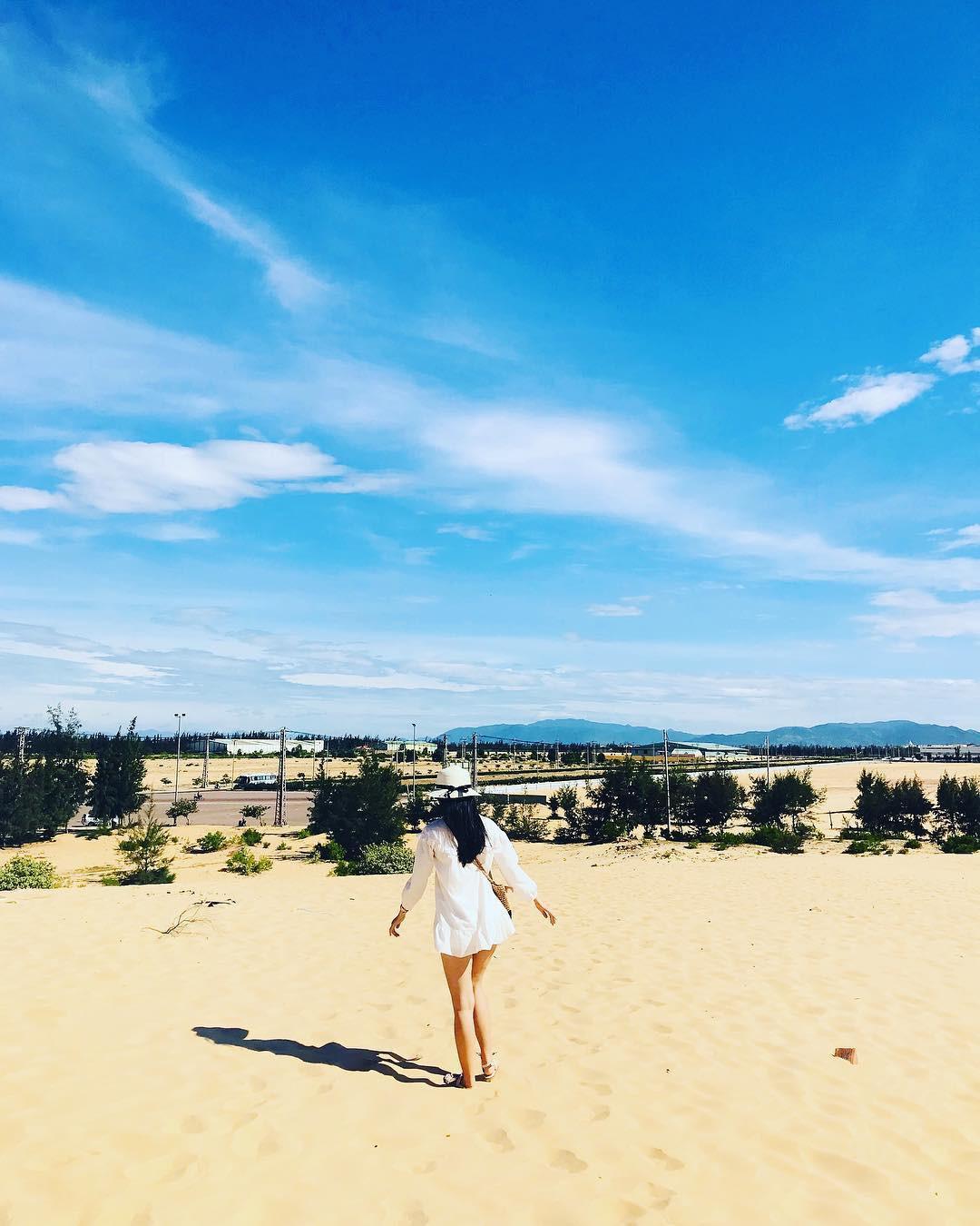 """Tưởng đâu Sahara, ngay tại Việt Nam cũng có 7 """"tiểu sa mạc"""" siêu đẹp tha hồ cho bạn hóa thành du mục - Ảnh 38."""