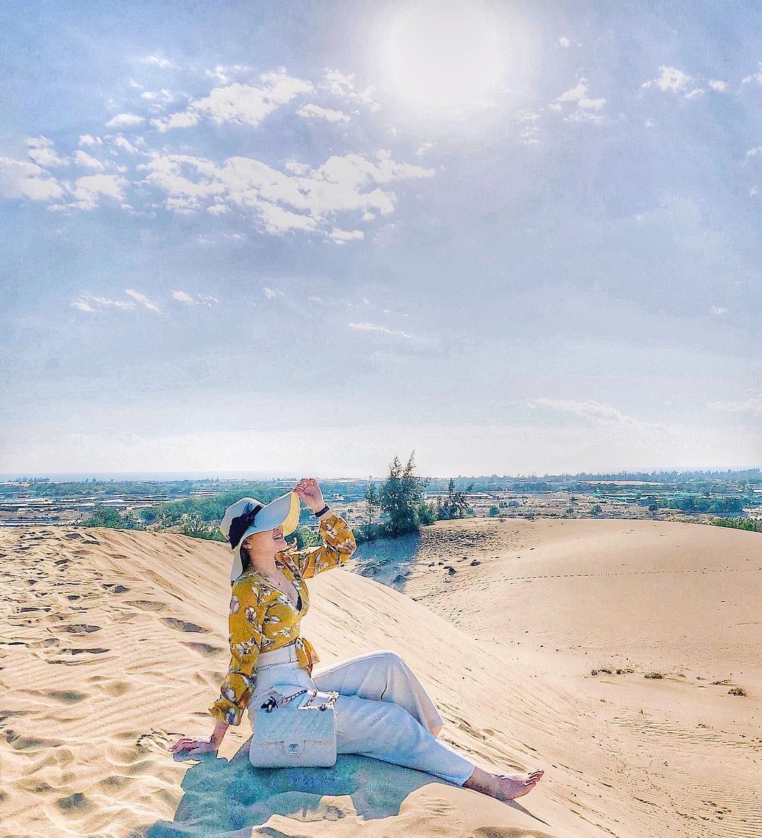 """Tưởng đâu Sahara, ngay tại Việt Nam cũng có 7 """"tiểu sa mạc"""" siêu đẹp tha hồ cho bạn hóa thành du mục - Ảnh 24."""