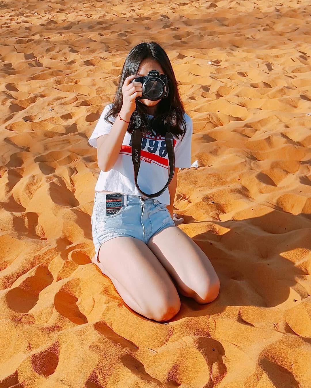 """Tưởng đâu Sahara, ngay tại Việt Nam cũng có 7 """"tiểu sa mạc"""" siêu đẹp tha hồ cho bạn hóa thành du mục - Ảnh 5."""
