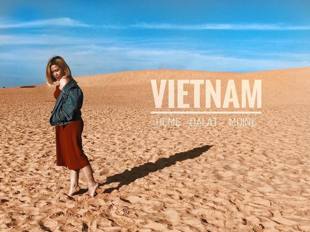 """Tưởng đâu Sahara, ngay tại Việt Nam cũng có 7 """"tiểu sa mạc"""" siêu đẹp tha hồ cho bạn hóa thành du mục - Ảnh 2."""